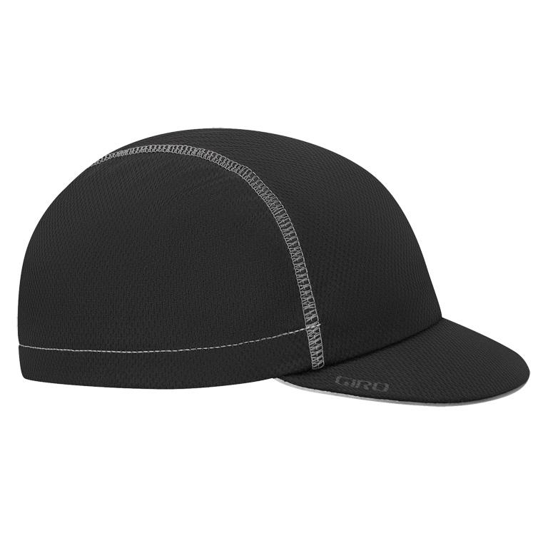 Giro Peloton Radmütze - schwarz