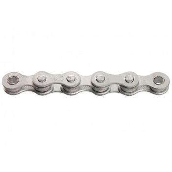 Image of KMC B1 Narrow RB Singlespeed Chain - silver