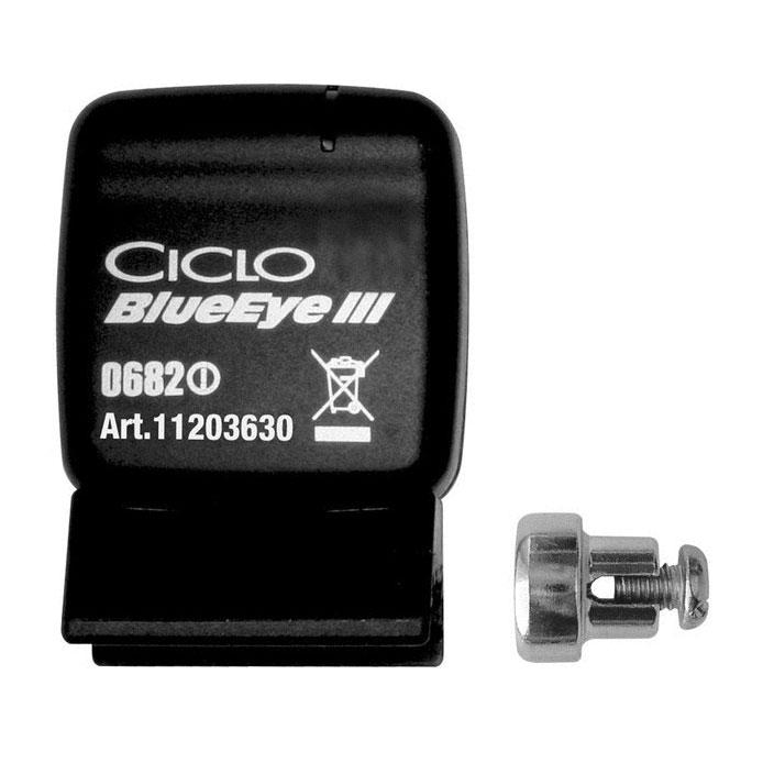 Ciclosport BlueEye III Speed Sensor + Magnet for 8.x / 9.x Series, HAC 1.1 und 1.2 (+)