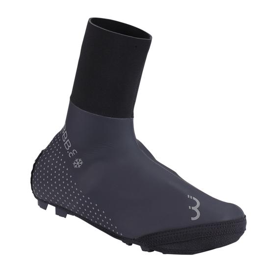 BBB Cycling UltraWear zipperless BWS-25 Shoecover - black