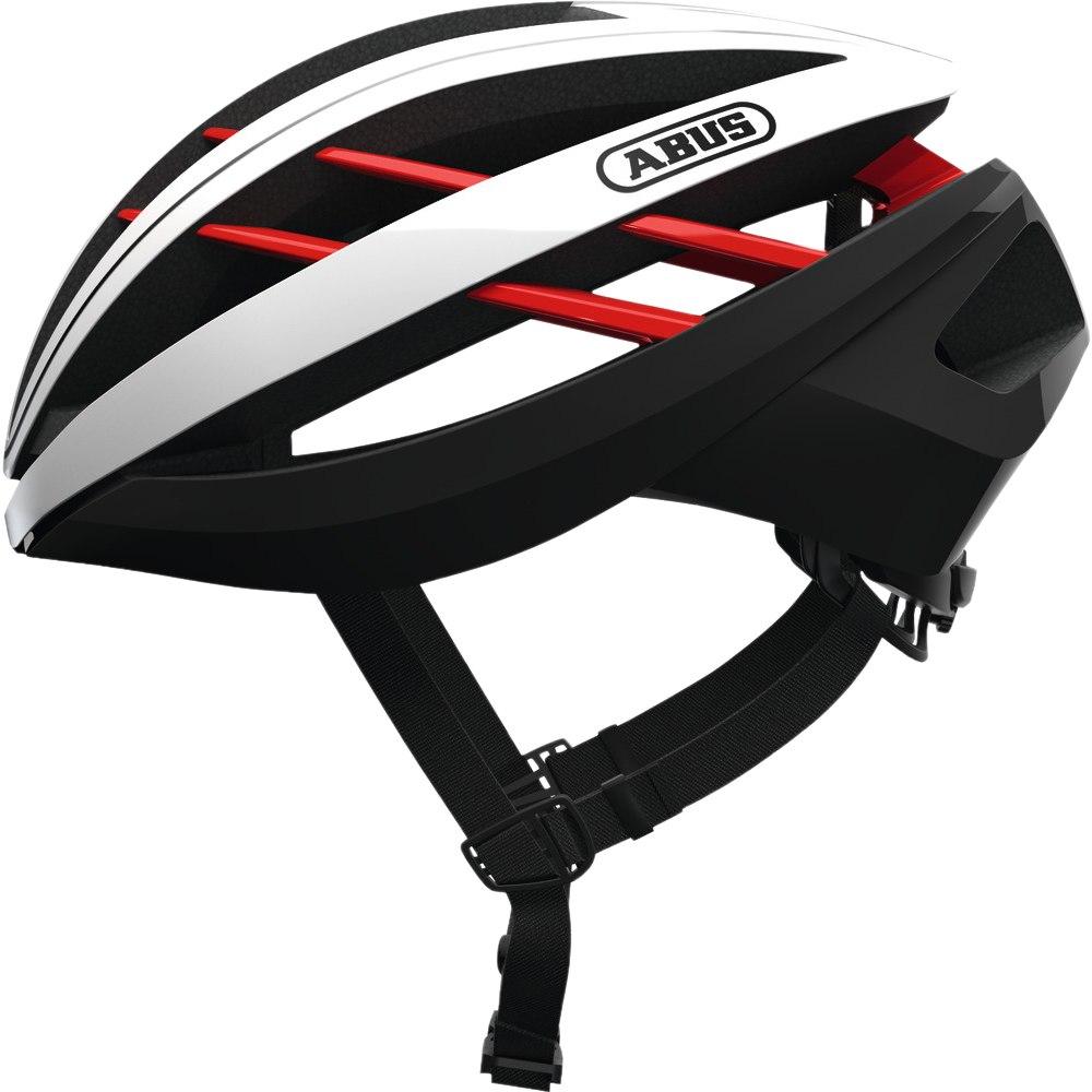 ABUS Aventor Helmet - blaze red