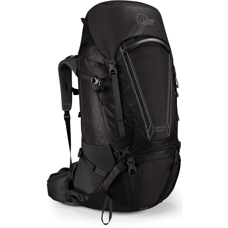 Lowe Alpine Diran 55:65 Backpack Regular FMQ-04 - Anthracite