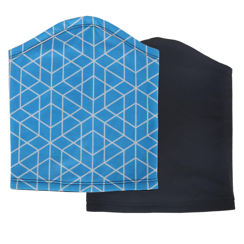 Imagen de 45NRTH Lumi Calentador de Cuello - black/blue