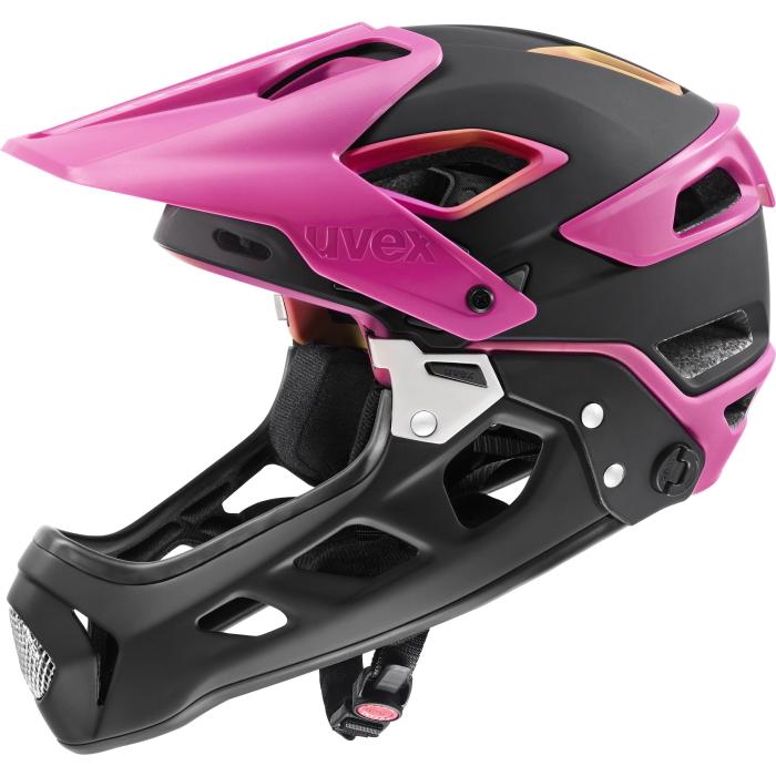 Uvex jakkyl hde 2.0 Helmet - future black mat