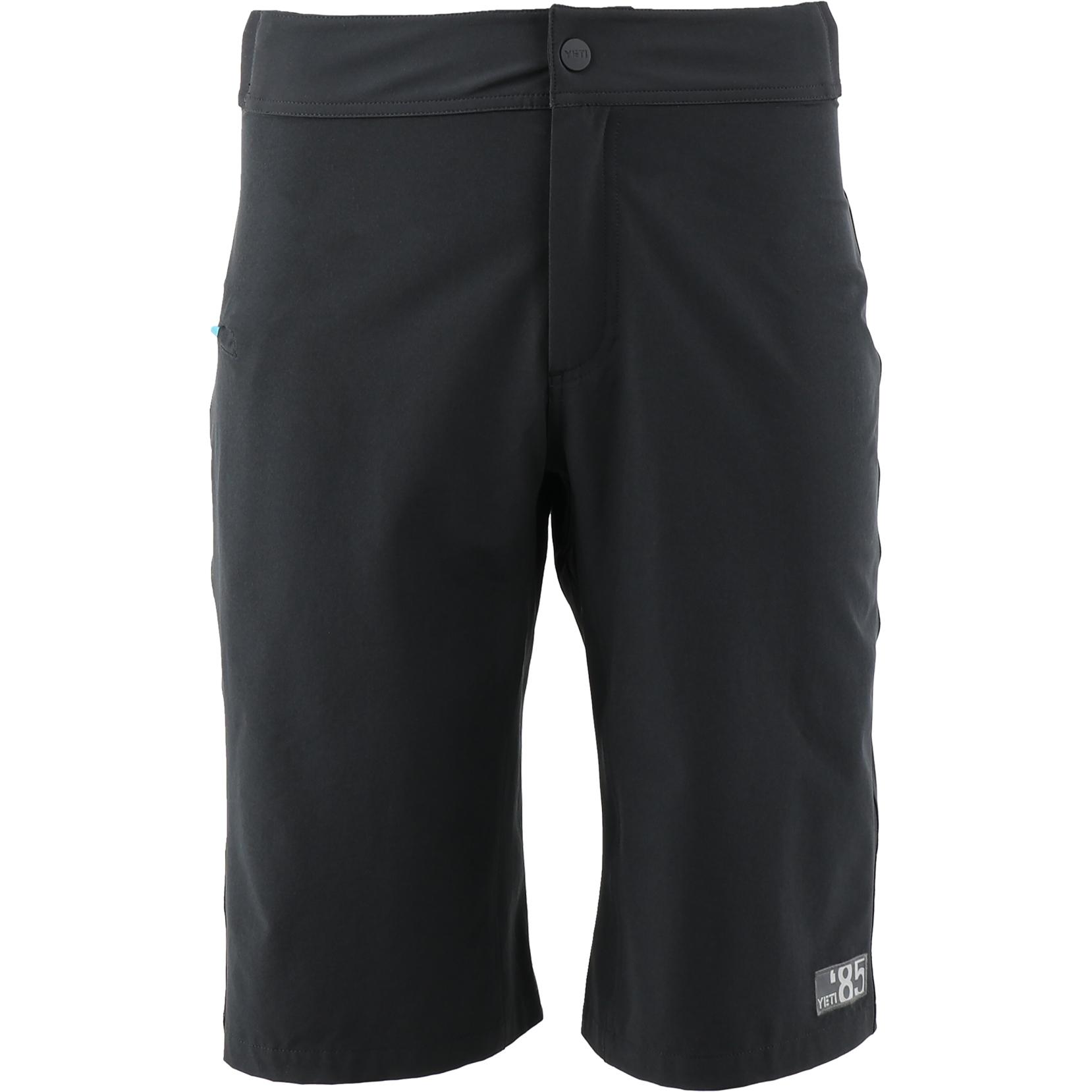 Yeti Cycles Rustler Shorts - Black