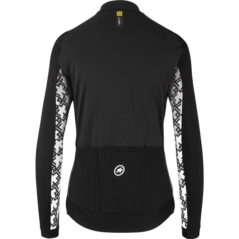 Image of Assos UMA GT Spring Fall Jacket Women - blackSeries