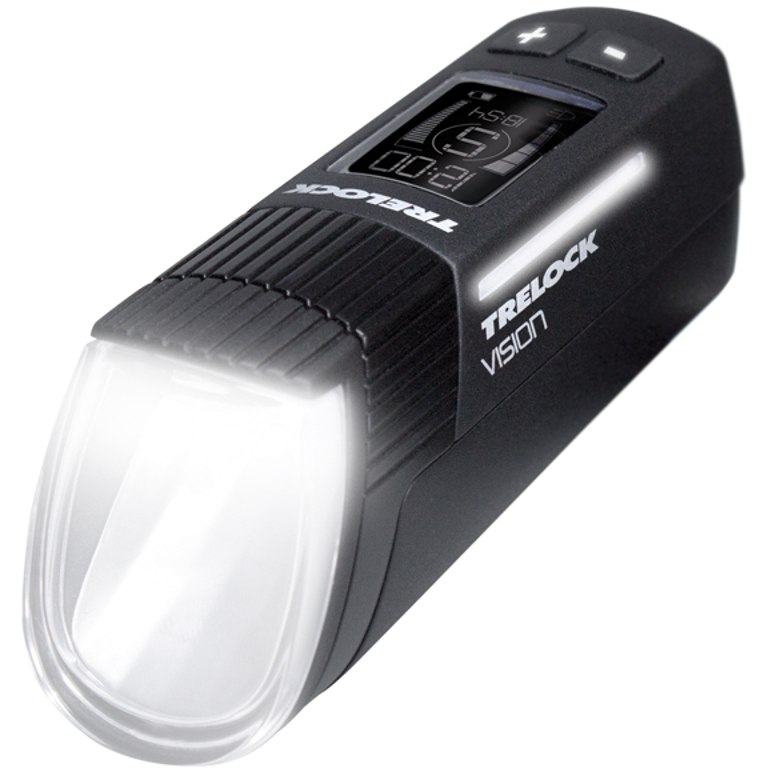 Trelock LS 760 I-GO Vision Front Light - black