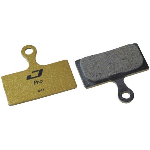 Image of Jagwire Pro Disc Brake Pad - semi-metallic - DCA102   Shimano Road, TRP, RIDEREVER
