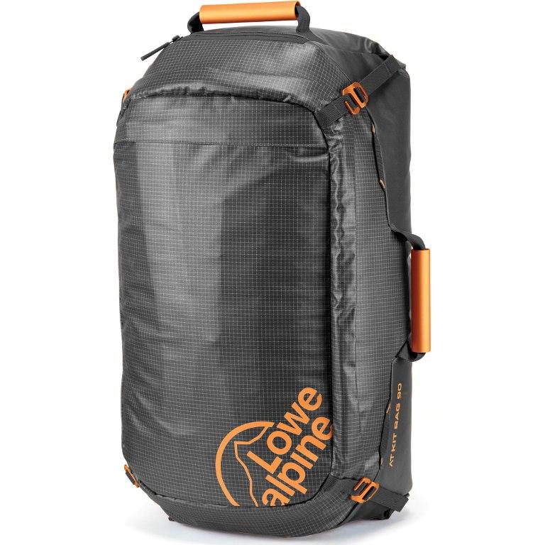 Lowe Alpine AT Kit Bag 90 - Anthracite/Tangerine