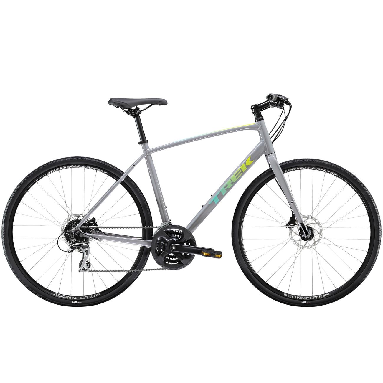 Trek FX 2 DISC Fitnessbike - 2022 - Gravel