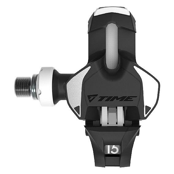 Foto de Time XPRO 15 Titanium Carbon Pedal - black / white