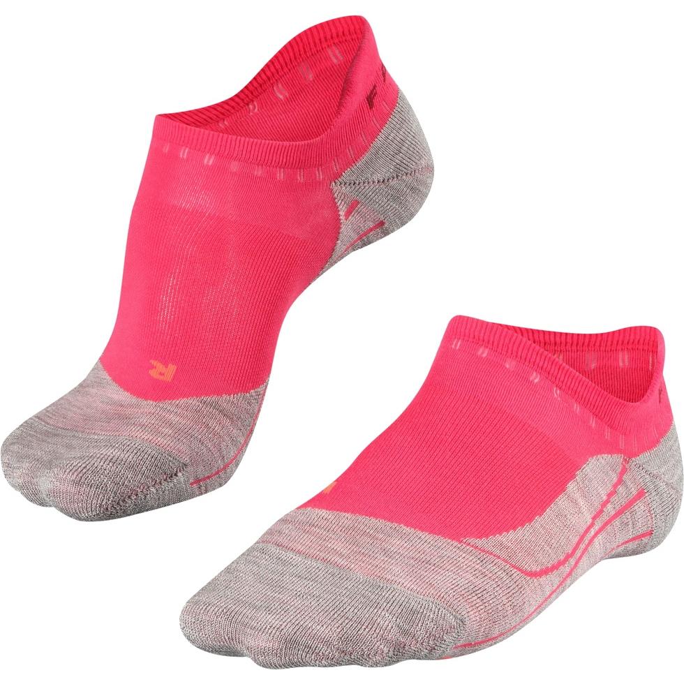 Falke RU4 Invisible Fitness Running Women Socks for Women - rose 8564