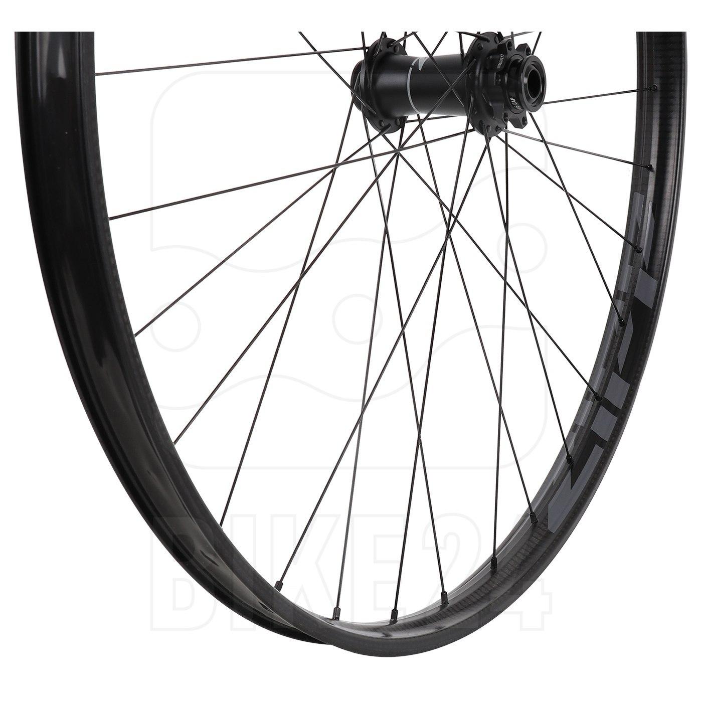 Image of ZIPP 3ZERO MOTO 27.5 Inch Carbon Rear Wheel - 6-Bolt - XD-Freehub - 12x148mm Boost - Slate / Stealth