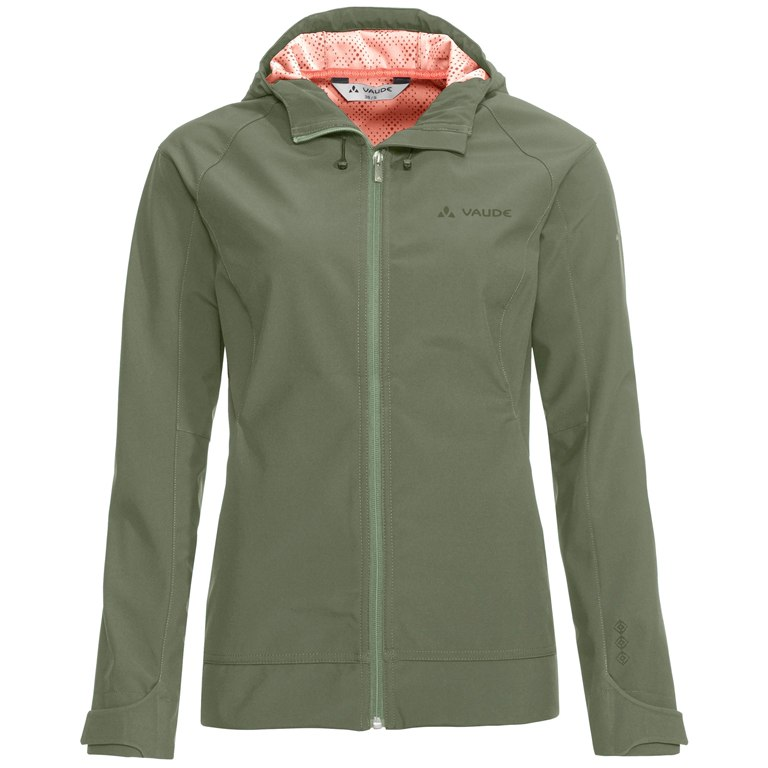 Bild von Vaude Women's Skomer S Jacket II - fango