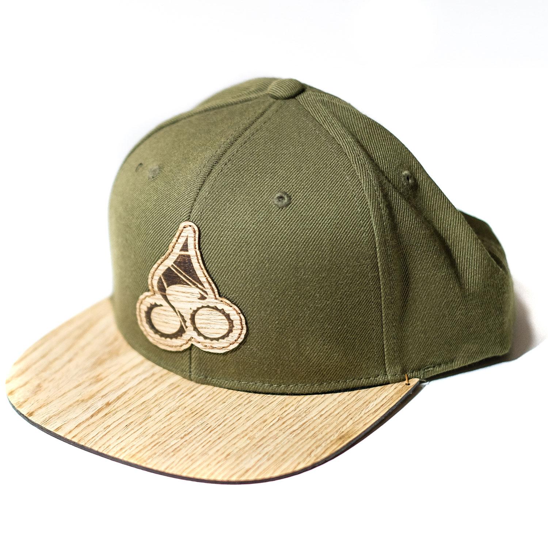 Stoneman Echtholz Cap