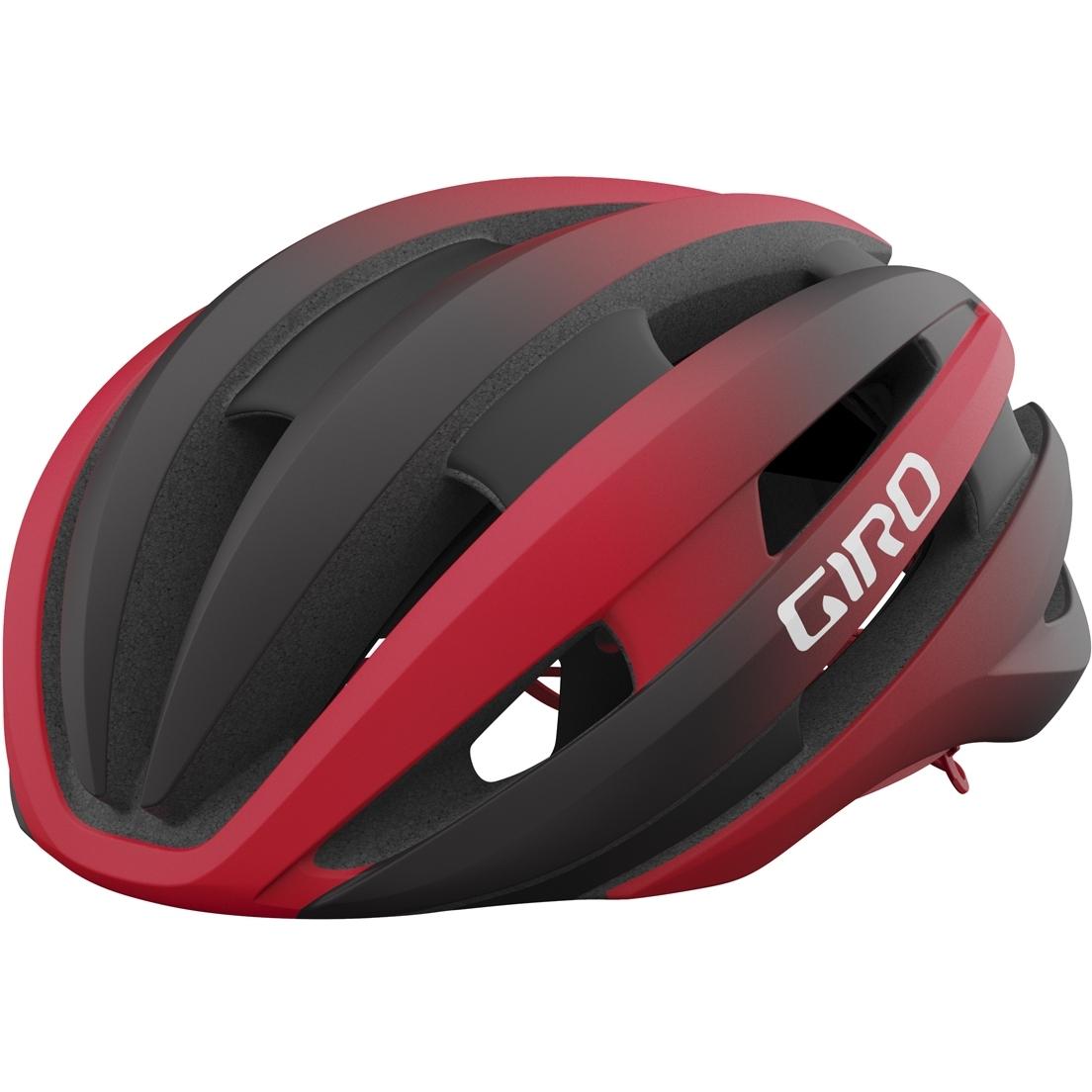 Giro Synthe MIPS II Helm - matte black / bright black