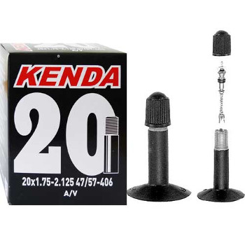 Kenda Universalschlauch - 20x1,75 - 2,125 Zoll