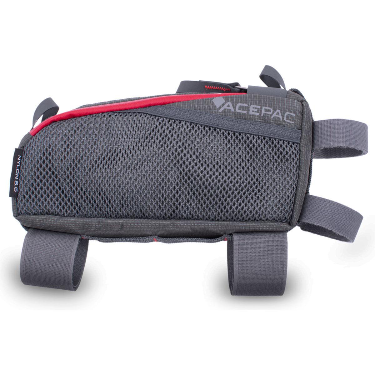 Acepac Fuel Bag - Frame Bag Size M - grey