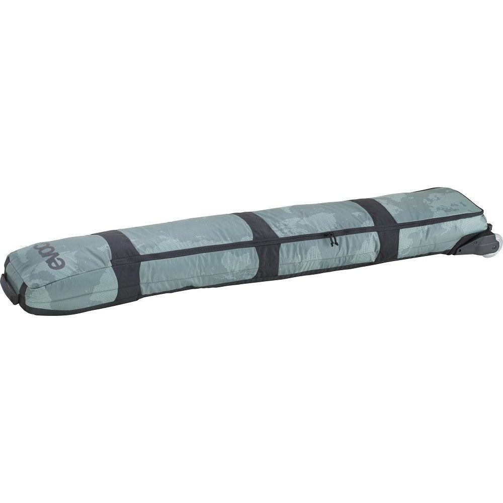 Picture of EVOC SKI ROLLER 85L - Ski Travel Bag 175 cm - Olive