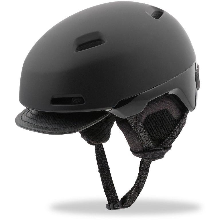 Giro Shackleton Helmet 2019 - matte black / gloss black