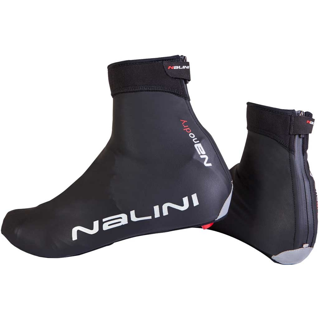Nalini Pro Criterium Shoe Covers - black 4000