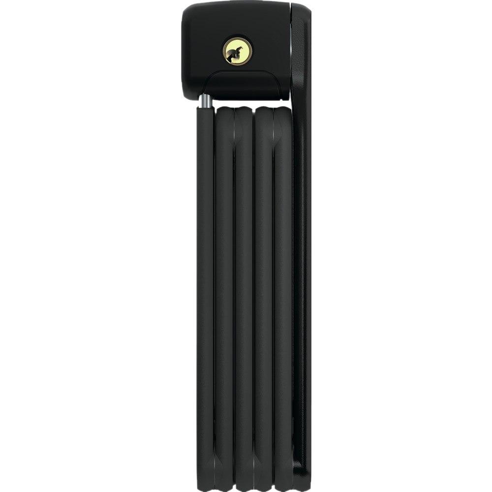 Foto de ABUS Bordo Lite 6055/85 Mini Folding Lock + SH 6055 Carrier - Black