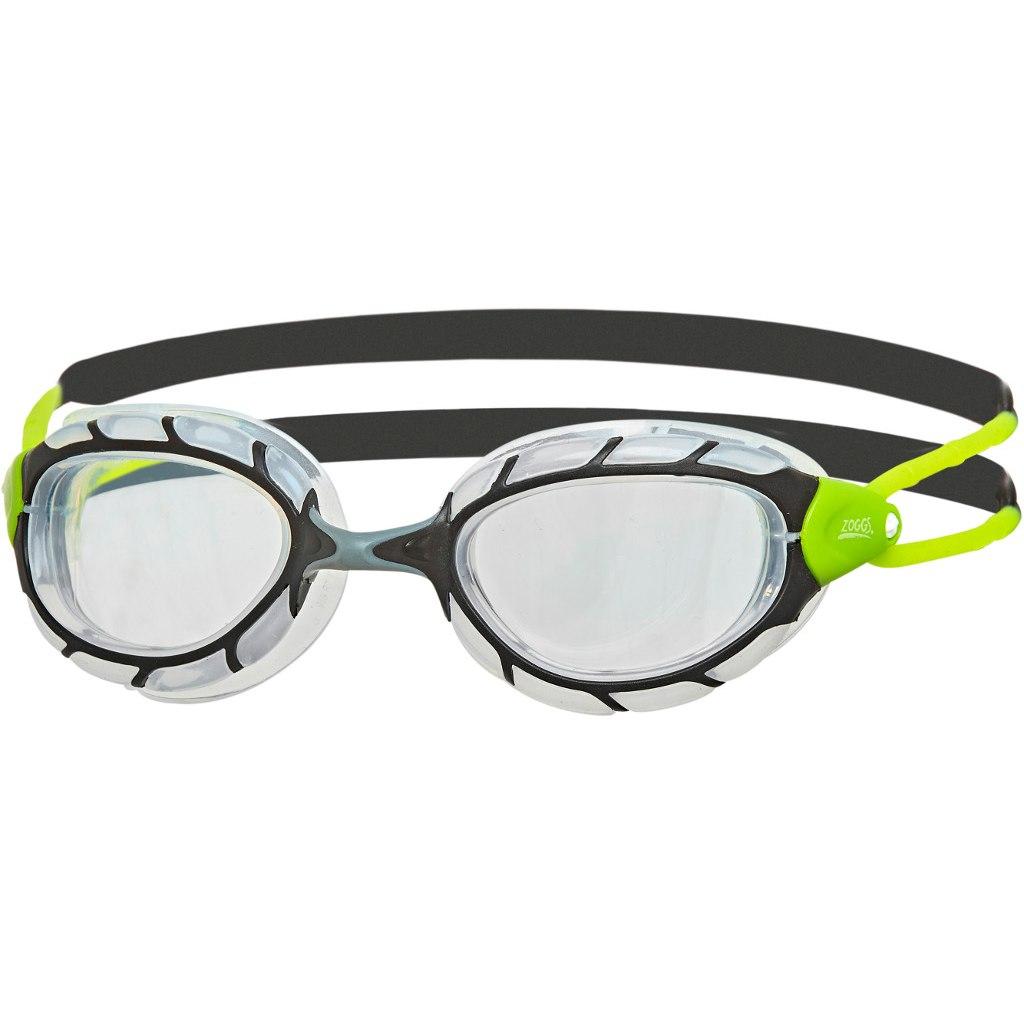Zoggs Predator Gafas de natación - Black/Lime/Clear