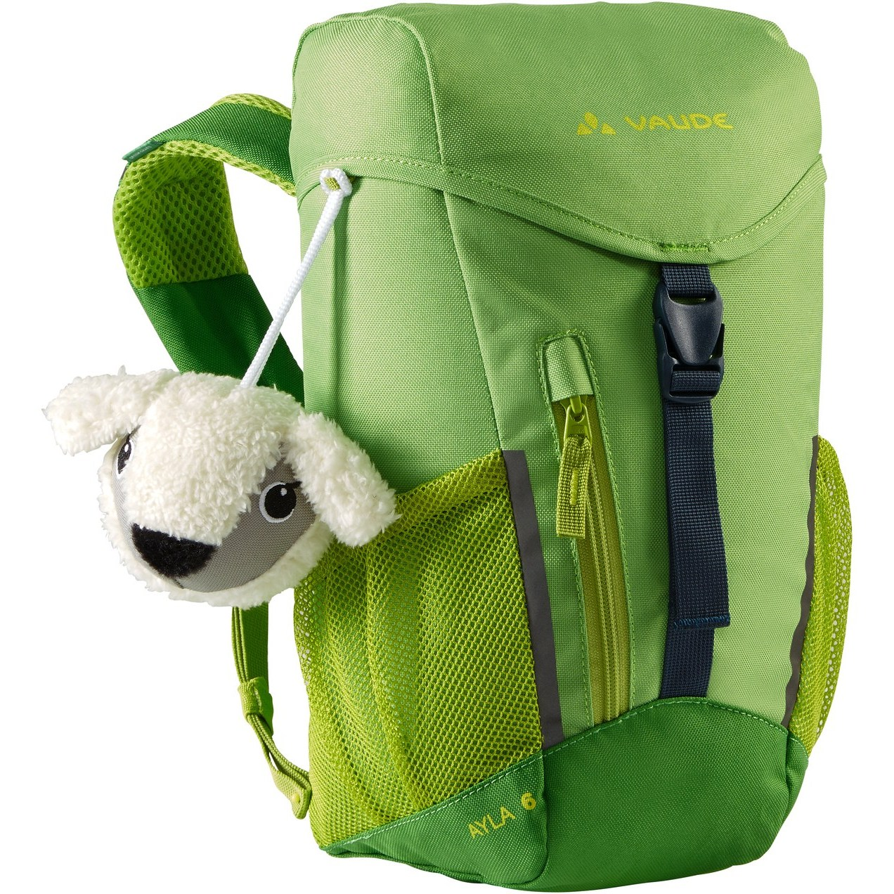 Image of Vaude Ayla 6 Kids Backpack - apple