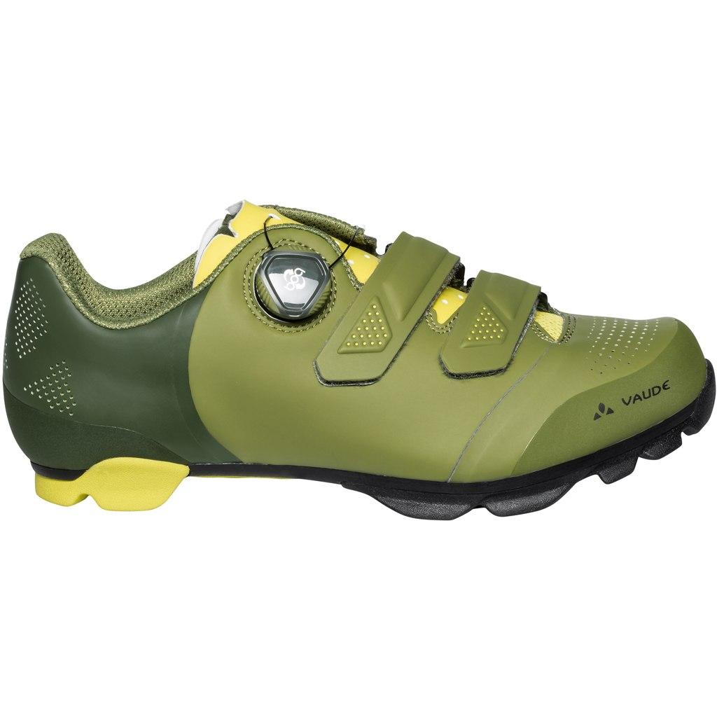 Vaude MTB Snar Advanced Shoe - holly green