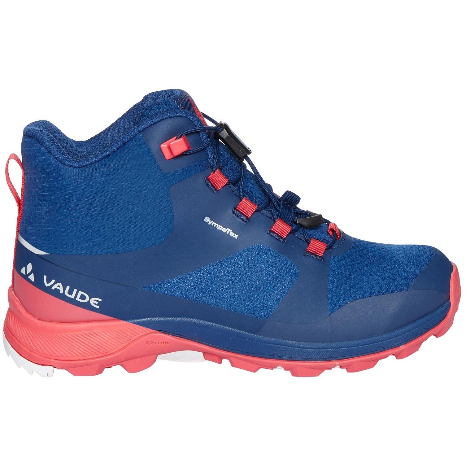 Vaude Kids Lapita II Mid STX Schuhe - bright pink