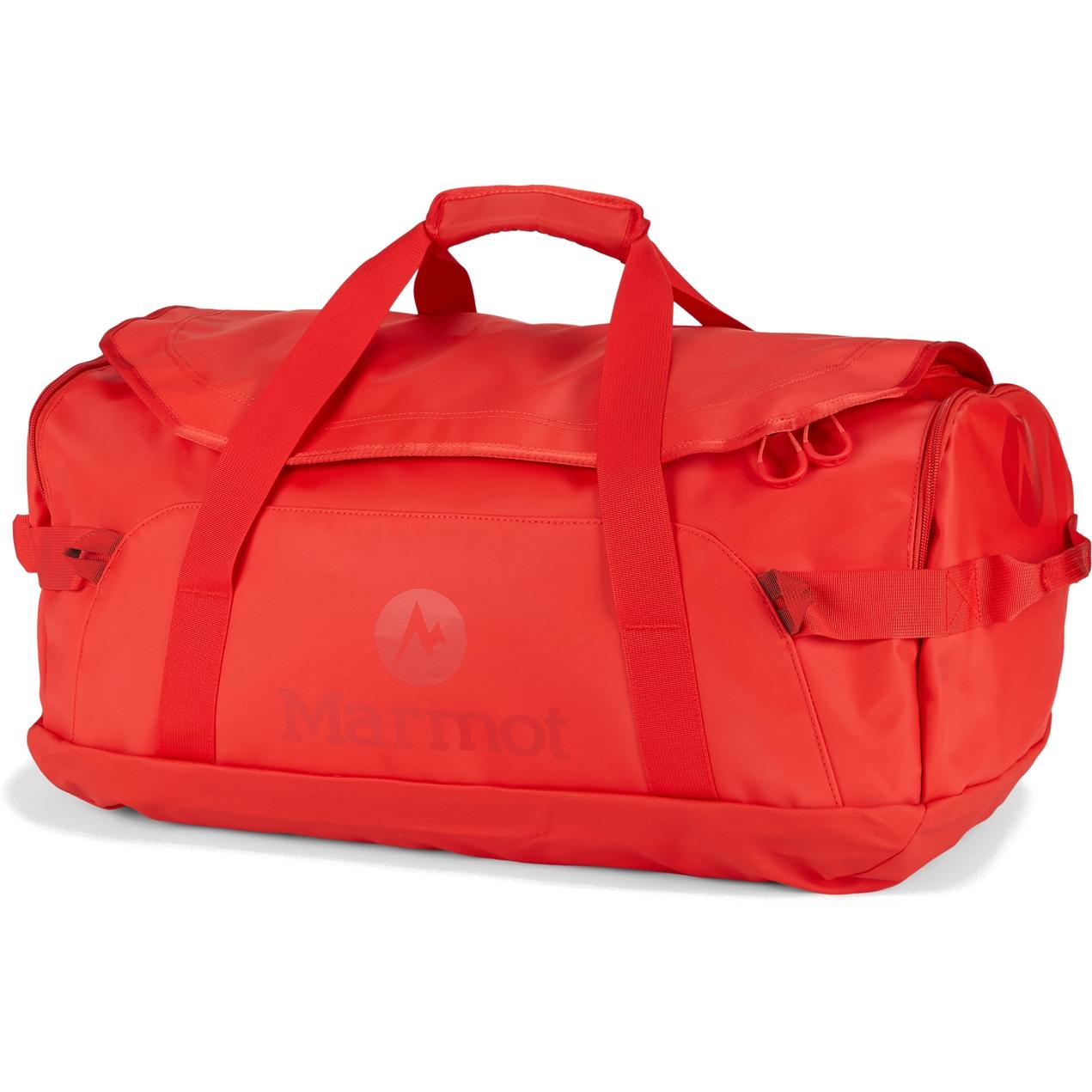 Picture of Marmot Long Hauler Duffel Bag - Medium - victory red
