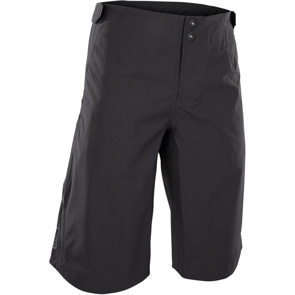 ION Bike 3 Layer Shorts Traze Amp Regenhose - Black
