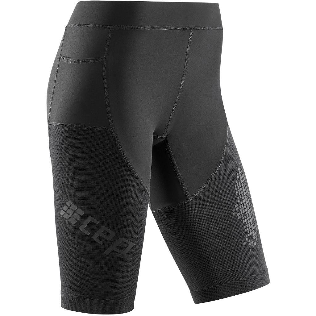 CEP Run Shorts 3.0 for Women - black