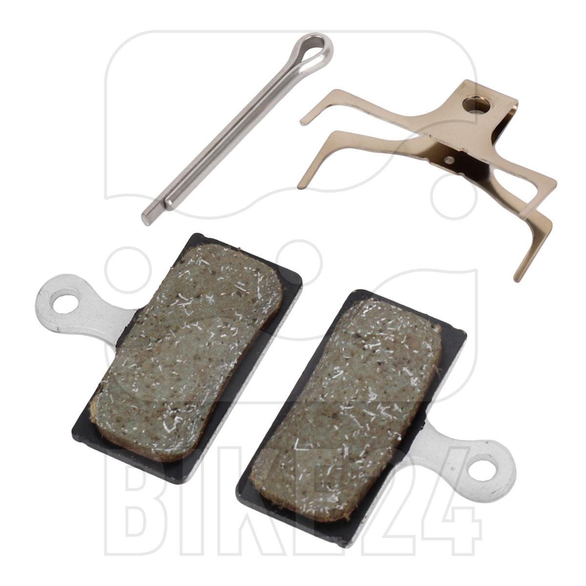 Shimano Disc Brake Pads - G03A Resin