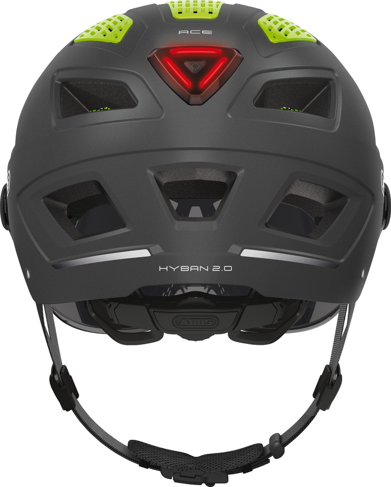 Imagen de ABUS Hyban 2.0 Ace Helmet - titan