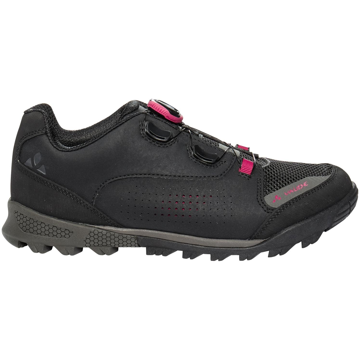 Vaude Downieville Tech Damen-Schuhe - schwarz