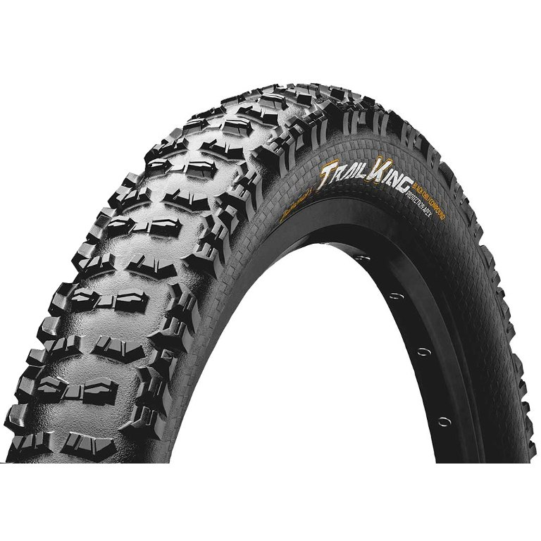 Image of Continental Trail King ProTection Apex MTB-Folding Tire - 27.5x2.2 Inches