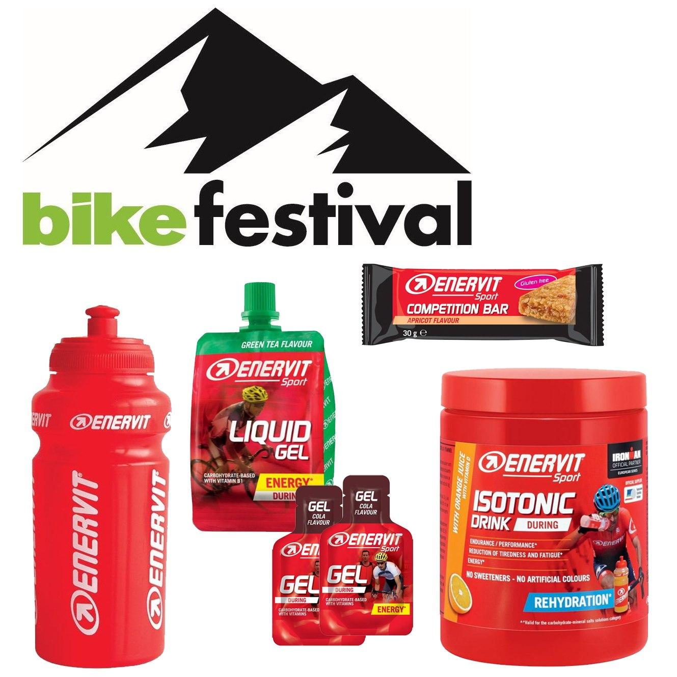 Enervit Bike Festival Energy Supply