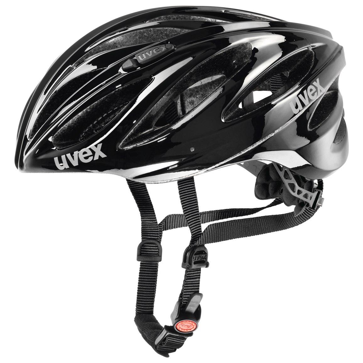 Uvex boss race Helmet - black