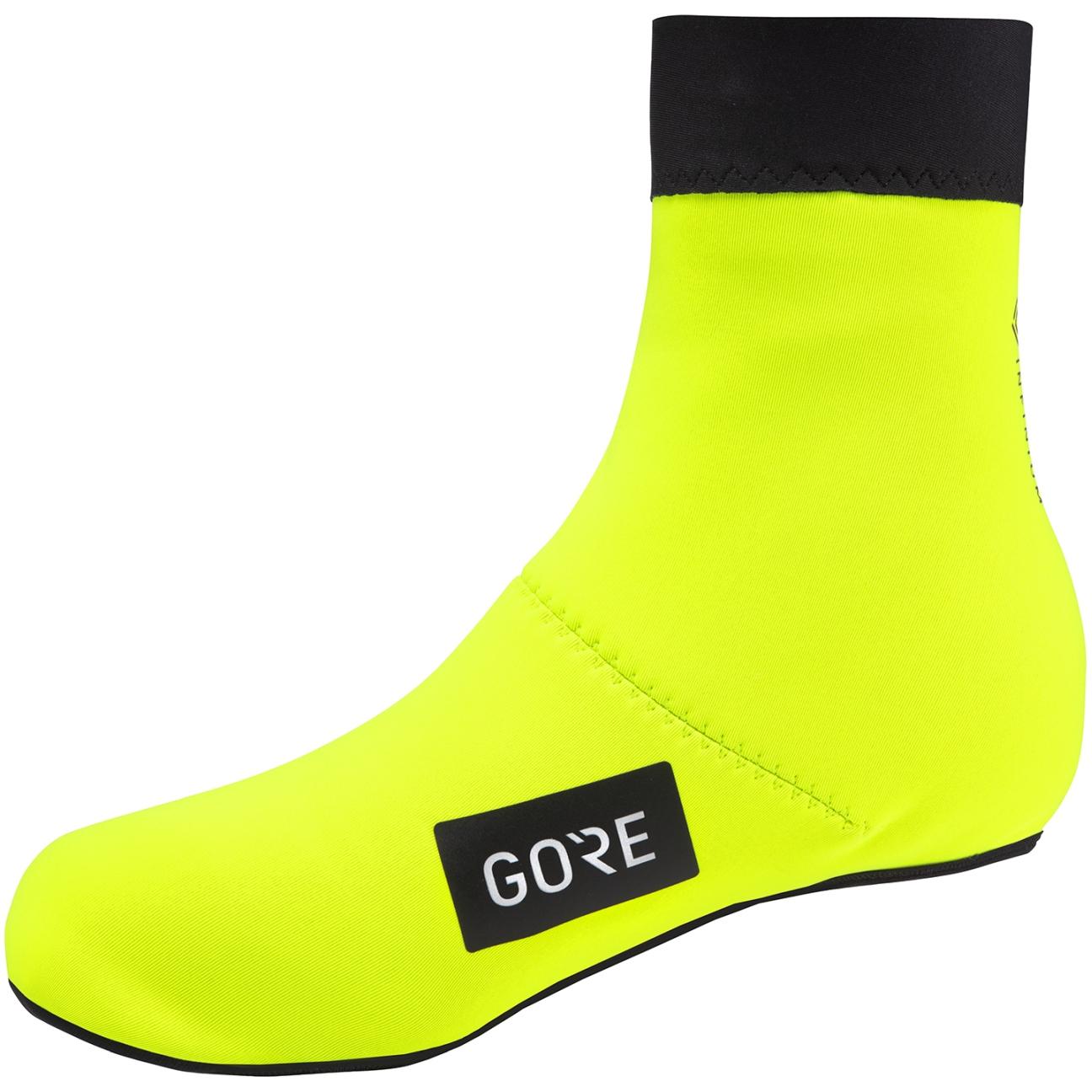 Produktbild von GORE Wear Shield Thermo Überschuhe - neon gelb/schwarz 0899