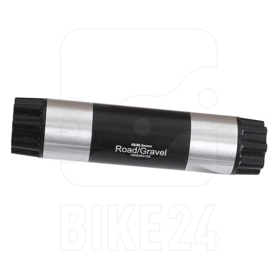 Bild von White Industries R30 Kurbel - silber poliert