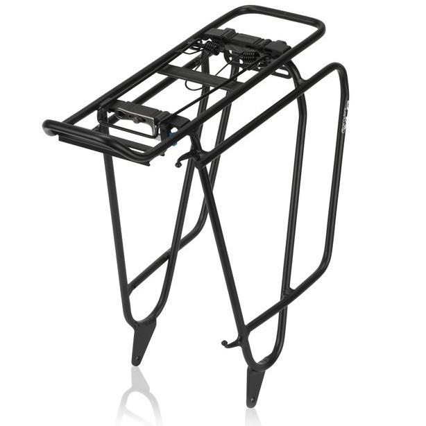 XLC Carry More Gepäckträger RP-R15 für Fatbike - schwarz