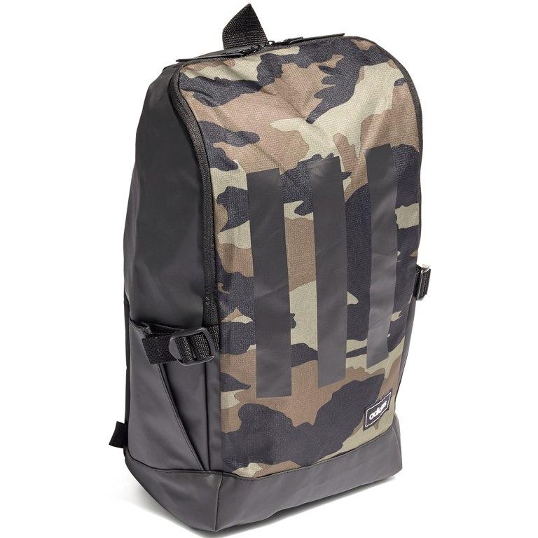 adidas Response Backpack - black/branch/black FQ3392