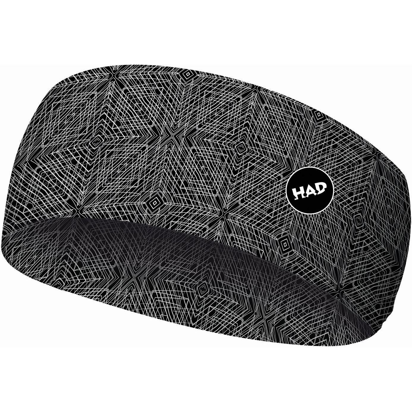 HAD Coolmax EcoMade HADband Headband - Apollon Black