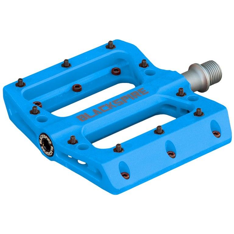 Blackspire Nylotrax Pedal - blue