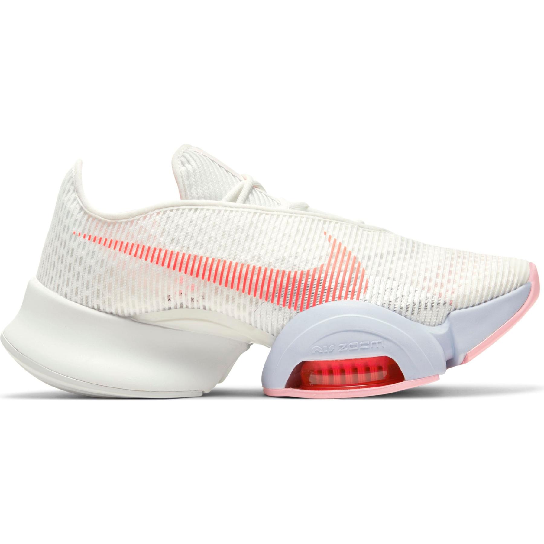 Foto de Nike Air Zoom Superrep 2 Zapatillas para Mujer - summit white/bright crimson CU5925-100