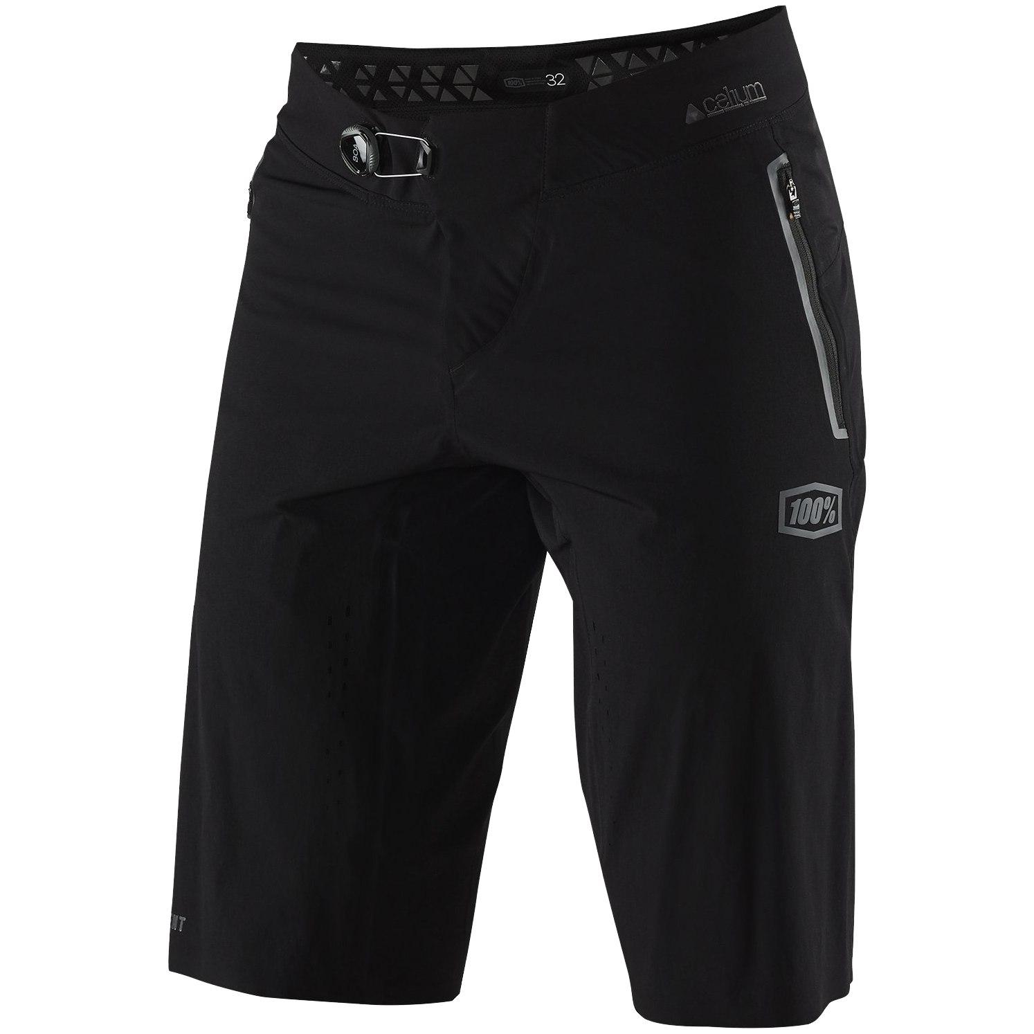 100% Celium Pantalones - negro