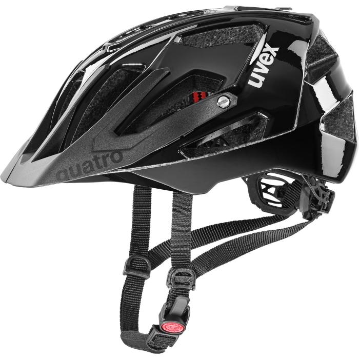 Uvex quatro Helmet - all black