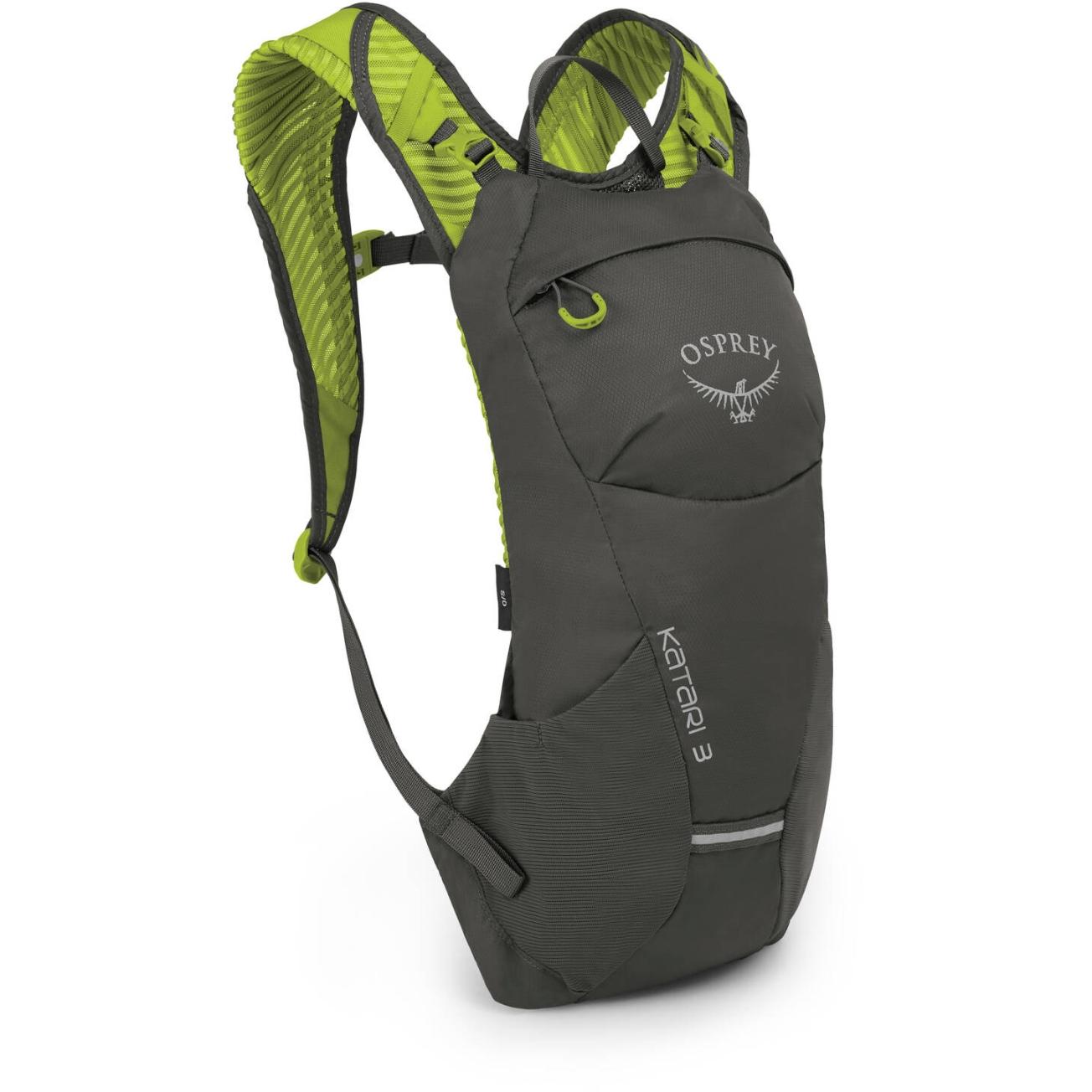Osprey Katari 3 Hydration Backpack - Lime Stone