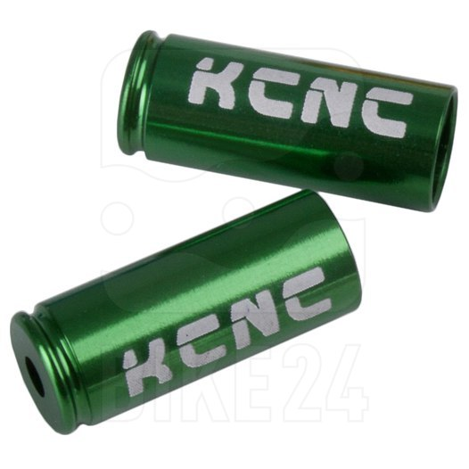 KCNC Ferrules 5.0mm Housing End Caps for Brake Outer Cables (2 pieces)